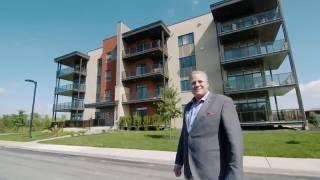 Construction réglementée :  Condo - Ouest du Québec : Le Central Condominiums