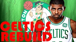 6 90+ OVERALLS!?!? REBUILDING THE BOSTON CELTICS!! NBA 2K19