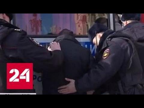 """Несанкционированный митинг Навального: анализ """"Вестей в субботу"""""""