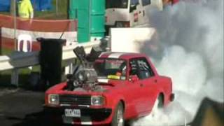 Red Cortina (The Rowdy Neighbours)