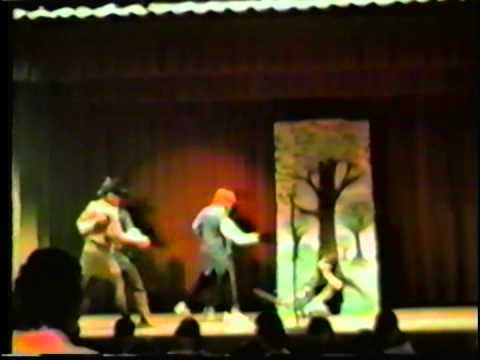 Gardens Elementary School Marysville Michigan 1985 Play Robin Hood 2nd graders (class of 1995)