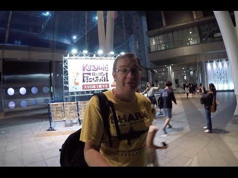 Relacja z Keyaki Beer Festival w Saitama w Japonii [ENG/POL]