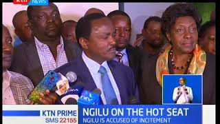 Charity Ngilu grilled by NCIC over incitement