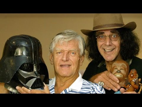 Peter Mayhew & David Prowse