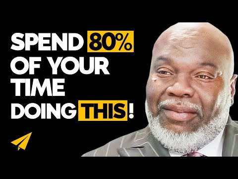 Bishop T. D.  Jakes's Top 10 Rules For Success (@BishopJakes)