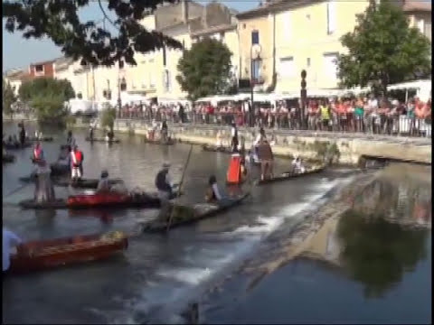 Le march flottant isle sur la sorgue vaucluse youtube - Office du tourisme l isle sur la sorgue ...