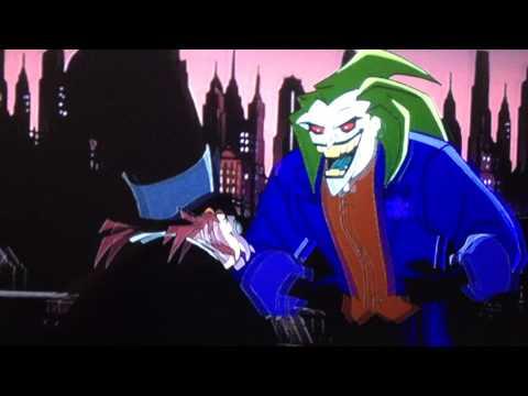 Joker becomes a vampire
