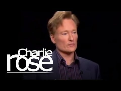 An hour with Conan O'Brien | Charlie Rose