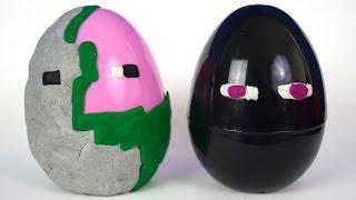 Minecraft Surprise Eggs,  Surprise Blocks, Surprise Chest