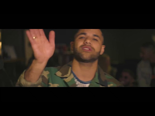 MUSICVIDEO: Omar ft. Jinna Vibe - Magasin (dir. Philip Geertsen)