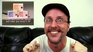 YTP - Nostalgia Critic has some Problems with his Peanut Butter AYDS