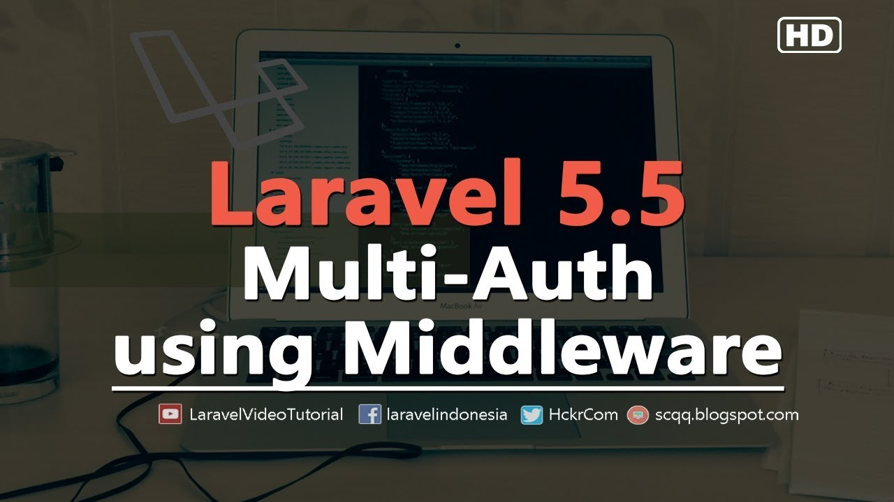 Laravel 5 5 Multiple Authentication using Middleware, Associate Users with  Roles and Permissions