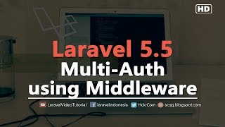 Laravel 5.5 Multiple Authentication using Middleware, Associate Users with Roles and Permissions