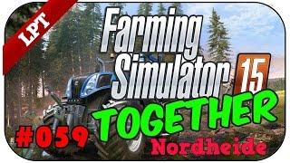 FARMING SIMULATOR 15 NORDHEIDE #059 - Wir sind dann mal weg ★Let