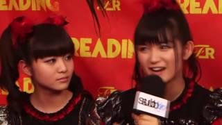 Compilation of Moa Kikuchi staring at Suzuka Nakamoto.