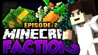 Minecraft Factions 2: CASH CROPS