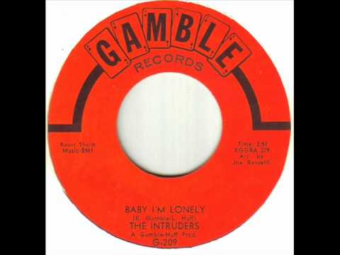 The Intruders - Baby I'm Lonely.wmv