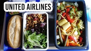 United Airlines Economy Flight Review