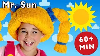 "S Is for Sunshine | Mr. Sun and More | Baby Songs from Mother Goose Club!(Mr. Sun and More Nursery Rhymes from Mother Goose Club! Sing along with your favorite Mother Goose Club characters to the classic nursery rhyme ""Mr.Sun""!, 2016-04-26T21:48:56.000Z)"