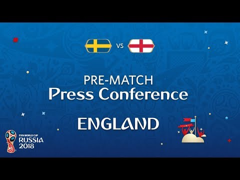 2018 FIFA World Cup Russia™ - SWE vs ENG - England Pre-Match Press Conference