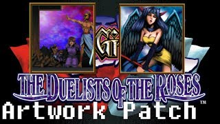 Video Yu-Gi-Oh! The Duelists of the Roses - Japanese artwork patch for North American release TUTORIAL download MP3, 3GP, MP4, WEBM, AVI, FLV Juli 2018