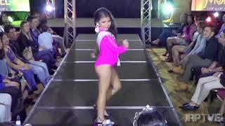 Traje De Baño Miss Teen Models Venezuela 2018 Infantil Prensa Parte 2