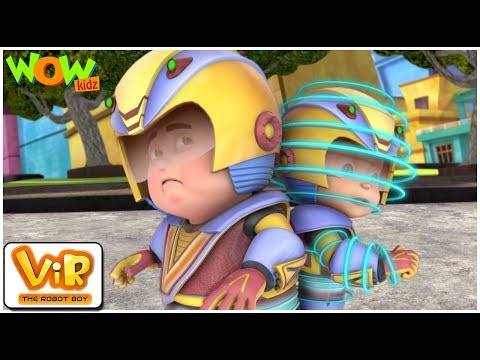 Bunty The Robot Boy - Vir: The Robot Boy WITH ENGLISH, SPANISH & FRENCH SUBTITLES