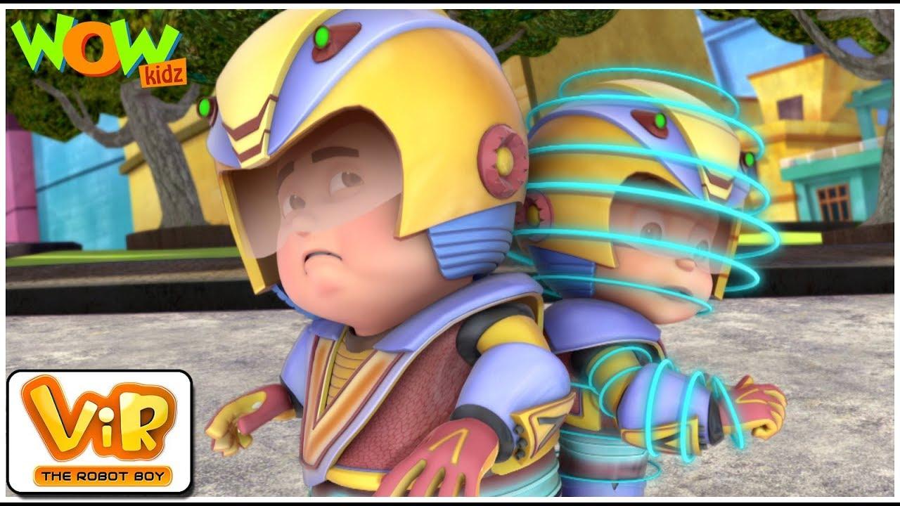 Drama Petition Vir The Robot Boy With English – Cuitan Dokter