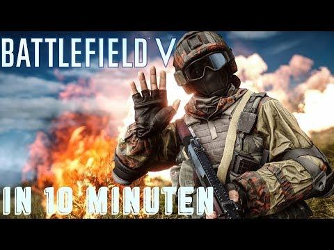 Battlefield 5 in 10 Minuten! thumbnail