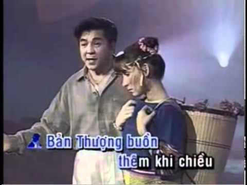 TC - Chieu Len Ban Thuong  (SongCa - Karaoke )