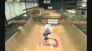 Tony Hawk's Pro Skater 3 Xbox Gameplay_2002_01_19