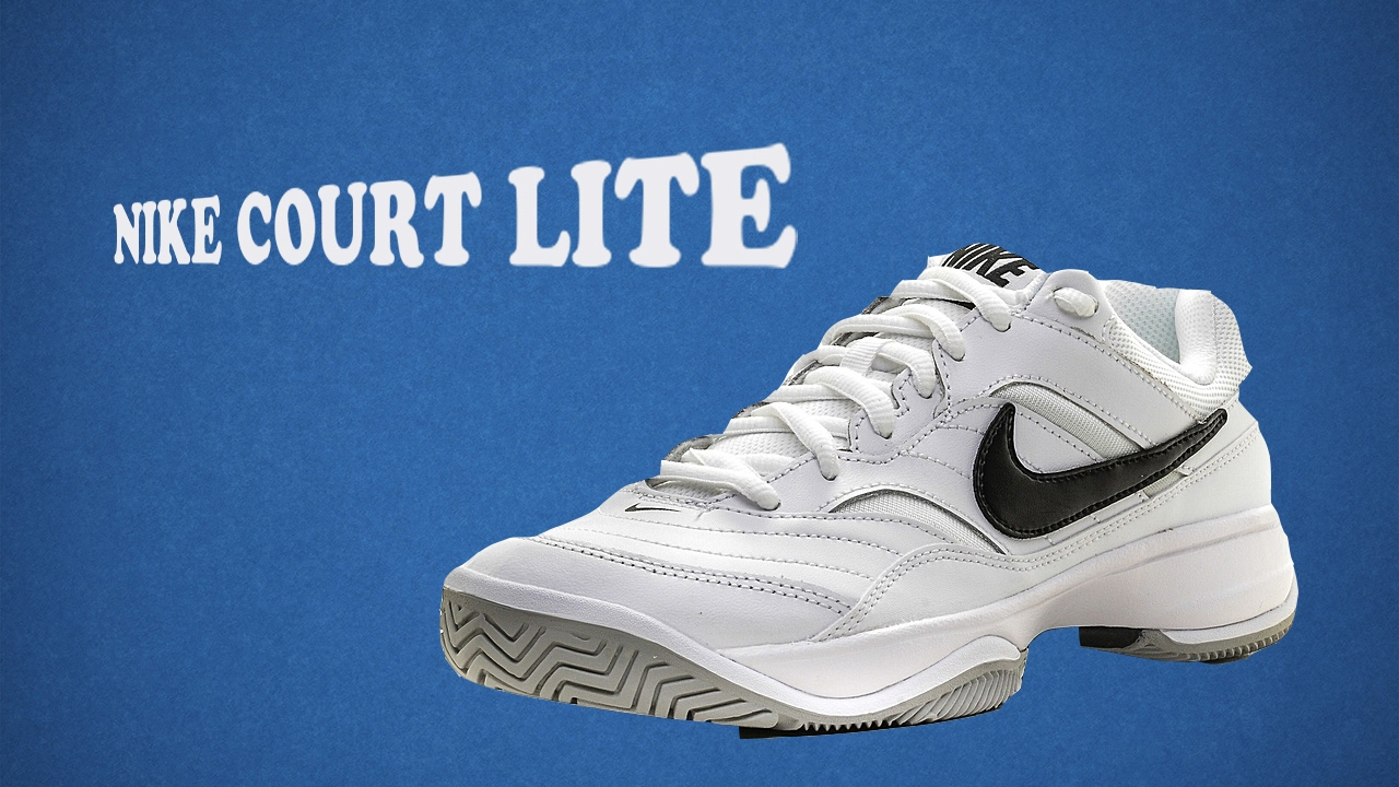 reputable site ba8f7 8e263 Кроссовки NIKE COURT LITE
