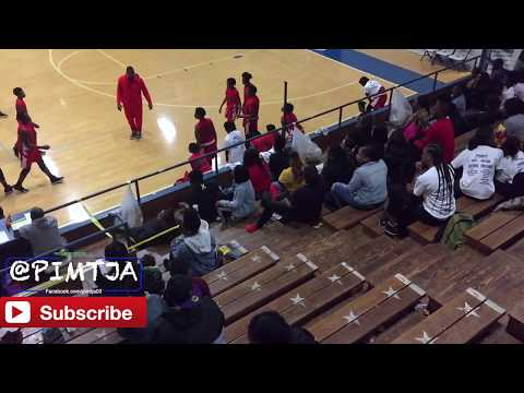 2019 CITY-WIDE MIDDLE SCHOOL CHRISTMAS SHOOT-OUT: Gardner Newman VS. Randolph Clay Middle School pi.