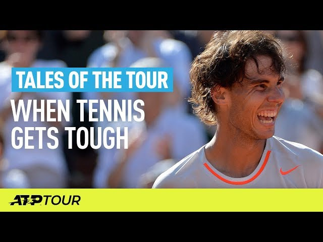 Tennis Is Tough | TALES OF THE TOUR | ATP