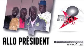ALLO PRESIDENCE - Pr : NDIAYE - DOYEN & PER BOU KHAR - 16 DECEMBRE 2020
