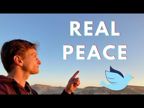 Peace In The Middle East - When Will There Be (real) Peace?