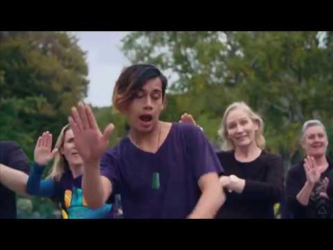 Tiki Taane: No Place Like Home in NZSL – 2 minute TVC