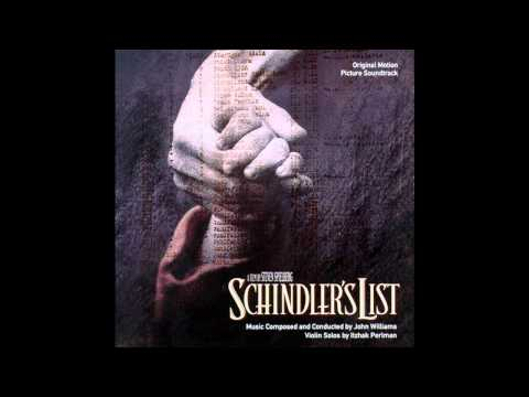 Best Soundtracks Of All Time - Track 35 - Schindler's List Theme