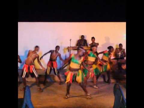 Uganda Dancing
