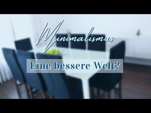 06 minimalismus lifestyle youtube for Youtube minimalismus