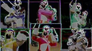 Power Rangers Lightspeed Rescue (Dj Plasmic Nebula Remix)