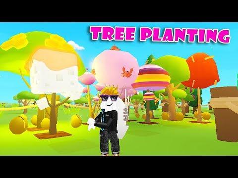 All Tree Planting Simulator Codes Best Sapling Rebirth Hidden Scoobis Easter Egg Roblox I Planted Every Tree In Tree Planting Simulator And Reached Max Trees Roblox