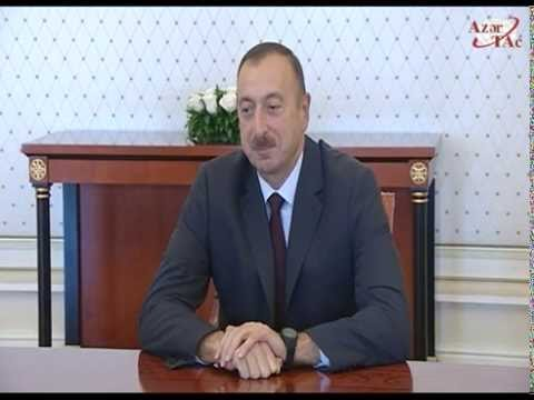 President Ilham Aliyev received a delegation led by Moscow Mayor Sergey Sobyanin