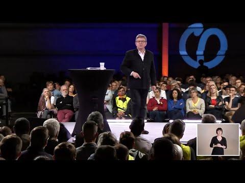 🔴 MEETING #RouenFi avec Manon Aubry, Jean-Luc Mélenchon et François Ruffin