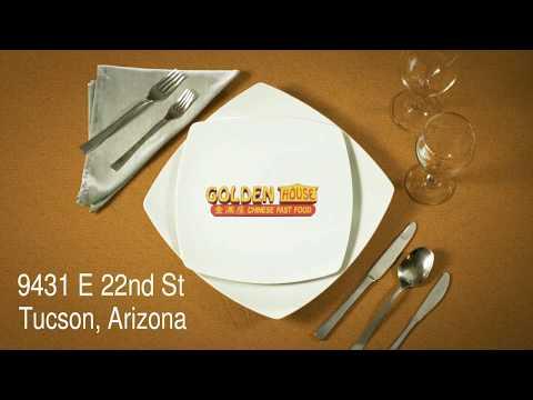 Golden House Healthy Chinese Food Tucson Arizona