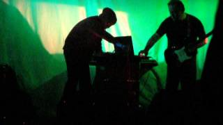 Cosmonaut Transfer live at the Spirit of Gravity January 2013