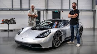 NEW Gordon Murray T50 Supercar! 12,100rpm V12 Manual, The Best Drivers Car...Ever!?