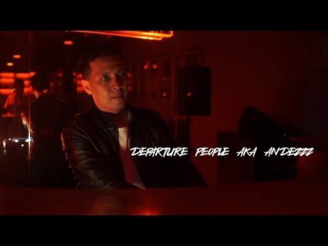 """ECHOES """"DJ"""" SESSIONS : DEPARTURE PEOPLE AKA ANDEZZZ (Rokum Records)"""
