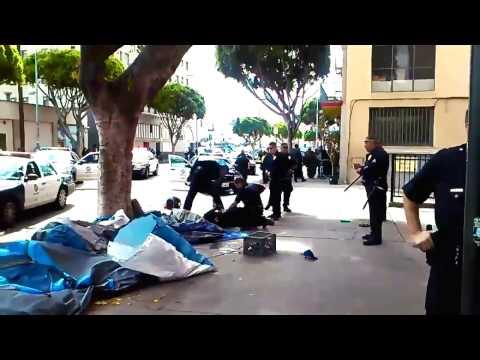 CRAP NEWZ - flashback to LA Riots in 1992