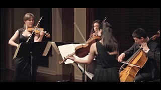 Heifetz 2015: Beethoven: String Quartet No. 12 in E-flat, Op. 127: III & IV
